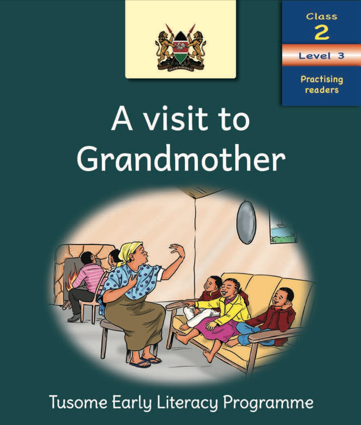 A visit to Grandmother