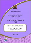 Teacher's Handbook For English Activities
