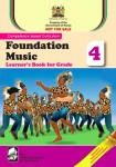 Foundation Music Learners Book Grade 4