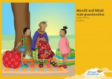 mondli and mbali visit grandmother