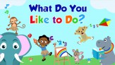 What do you like to do
